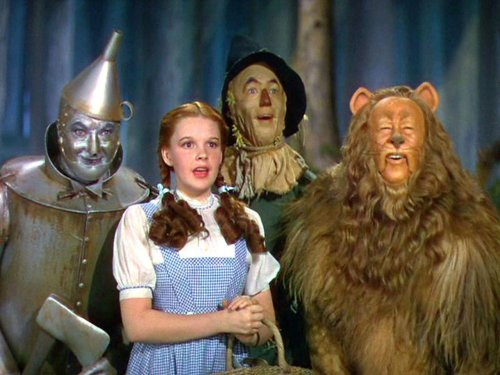 BUZZ: Judy Garland's missing 'Wizard of Oz' dress found in a trash bag after going missing for decades