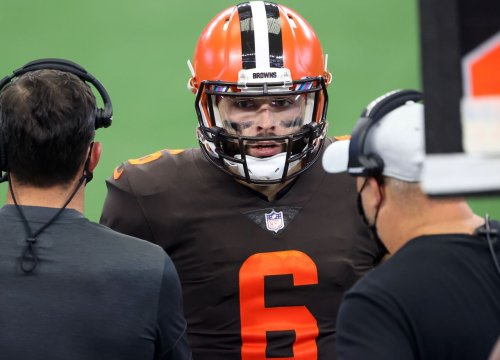 Can we have a realistic discussion about Baker Mayfield? Terry's Talkin' Cleveland Browns