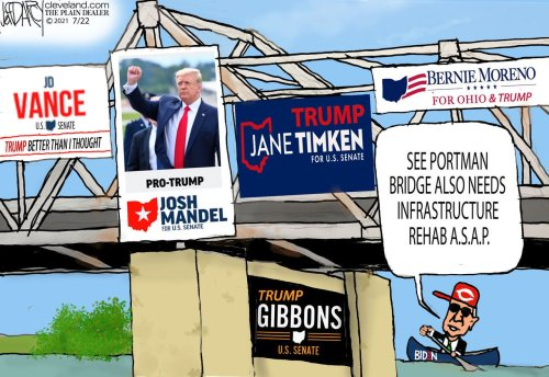 Ohio GOP is facing decisions about its Senate candidates — and identity: Thomas Suddes