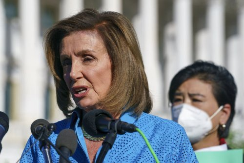 Nancy Pelosi vows to pass $1T bill, move ahead on larger measure