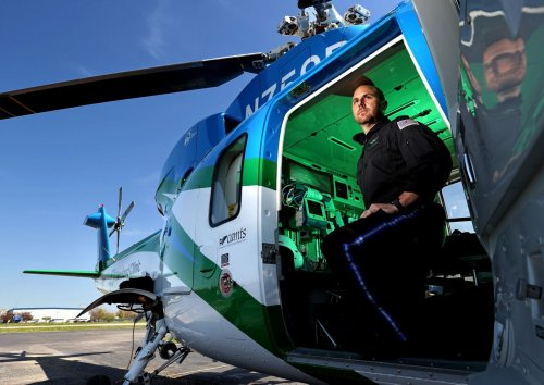 'Every transport is different': Cleveland Clinic paramedic Michael Passalacqua transports critically ill patients: Healthcare Heroes