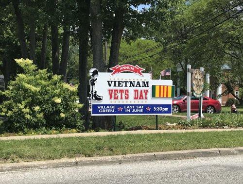 Olmsted Falls to honor Vietnam veterans June 26