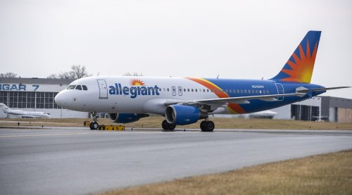 Allegiant Air pulling out of Cleveland Hopkins airport