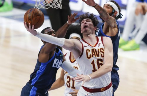 Cedi Osman continues to make most of his second chance, looking confident in playmaker role