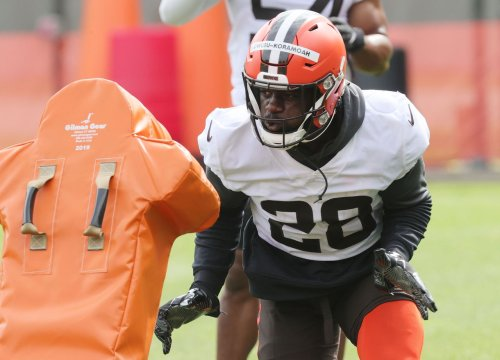 What I saw and heard at minicamp, coming at you fast – Terry's Talkin' Browns
