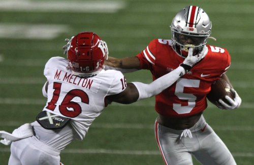 Ohio State football: Garrett Wilson's glorious season in the slot, and why his move back outside makes the Buckeyes more dangerous