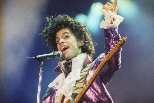 Prince took Cleveland and the Midwest by storm on his 1984 Purple Rain Tour