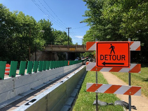 Portion of N. Rocky River Drive to close for one day April 21: Community Voices