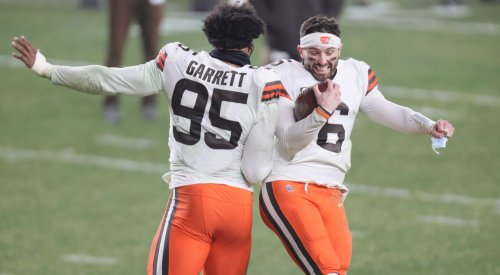 Colin Cowherd says the Browns have 3rd best roster in NFL