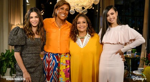 Robin Roberts leads celebrity interview series on Disney+: How to watch, cast, trailer