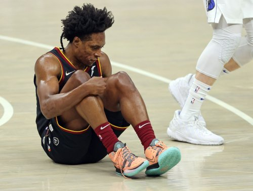 Collin Sexton says 'all good' between him and Luka Doncic after Mavericks star takes aggressive below-the-belt swipe and gets ejected