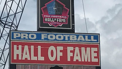 Special Locker exhibit focuses on Pro Football Hall of Fame Class of 2021