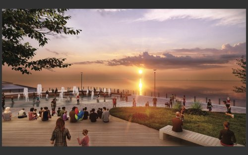 Cleveland, Browns unveil lakefront transformation plan: The Wake Up for Monday, May 17, 2021