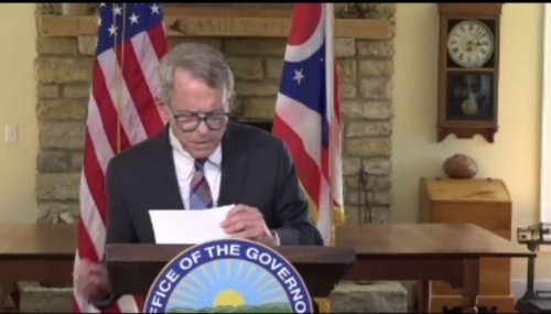 Gov. Mike DeWine to give a coronavirus update after Johnson & Johnson shots suspended in Ohio: Watch live