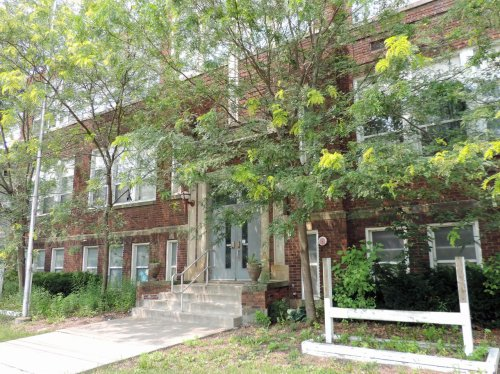 Former Front Street school eyed for Berea apartments