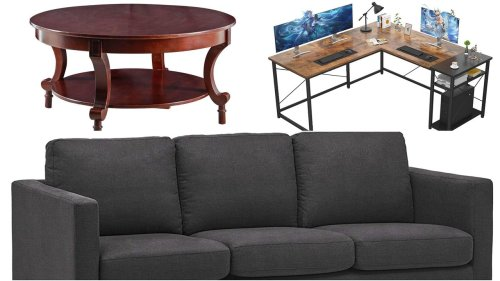 Prime Day has some amazing furniture deals: Couches, chairs, tables and more