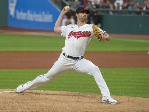 Slow and steady wins the race: Cleveland Indians' Shane Bieber makes it back to the mound