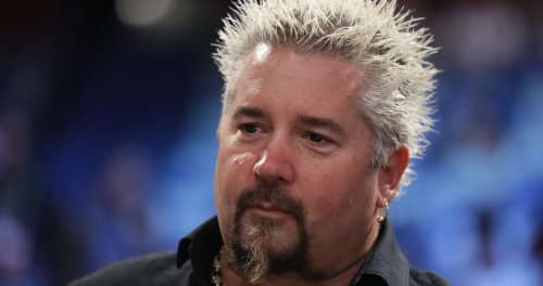 4 Episodes Of 'Diners, Drive-Ins And Dives' Where Guy Fieri Took A Bite Of A Meal, Instantly Vomited, But Then Still Called The Chef A Culinary Gangsta