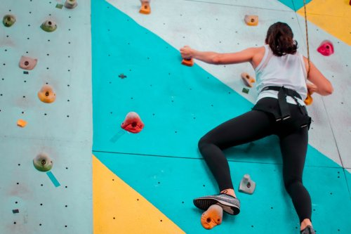 Rock Climbing For Weight Loss - The Truth About Losing Weight Through Climbing - Climber News