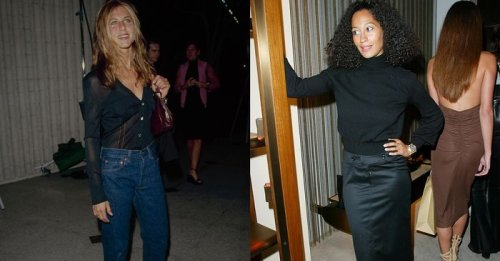 8 Throwback Celebrity Outfits That Look Like They're From 2021
