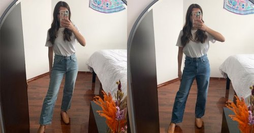 I Tried On Loads of Petite Jeans—Here Are the Pairs I Rate