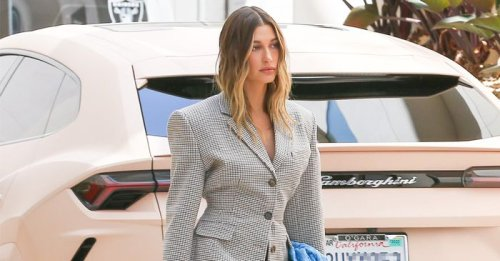 Hailey Bieber Is Singlehandedly Keeping A-List Street Style Alive Right Now