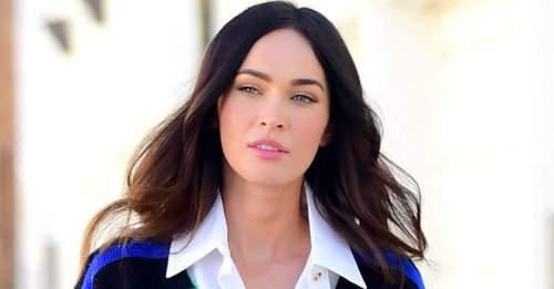 Megan Fox Wore an Oversize Button-Down as a Dress and Pulled It Off Perfectly