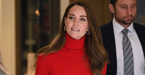 Kate Middleton Just Replaced Diamonds With These £10 Hoops From ASOS