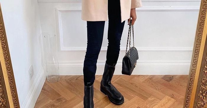 I Tried on 19 Pairs of Black Skinny Jeans—These 7 Are the Best