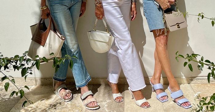We're in Our 50s and 60s, and These Are the Only Sandal Trends We're Wearing