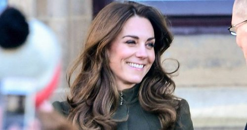 Kate Middleton Just Wore Another Piece We Can't Believe She Found in Zara