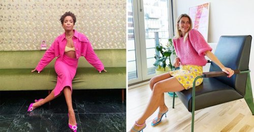 This One Colour Is Going to Take Over Your Wardrobe This Spring