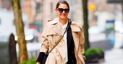 Katie Holmes Just Proved This Is the Perfect Shoe to Wear With Jeans