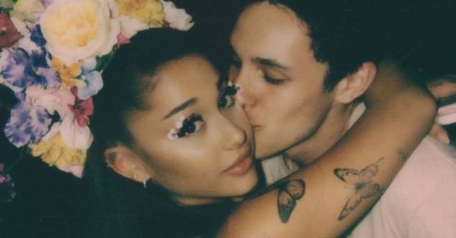 Ariana Grande Just Revealed Her Backless Wedding Dress—and It's Stunning