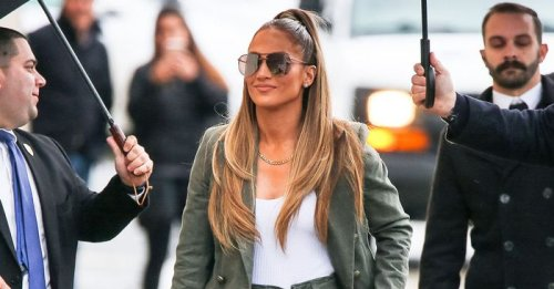 Jennifer Lopez Just Brought Thong Pants Back From the Dead