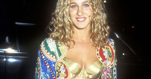 Sarah Jessica Parker's '80s Style Is Something I Think About a Lot