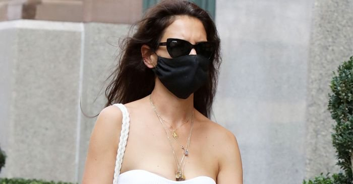 Katie Holmes Just Brought Back the It Trend You Wore in High School