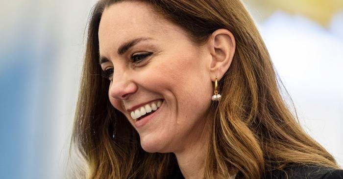 Kate Middleton Just Wore the Cult Sneaker Brand Meghan Markle Also Loves