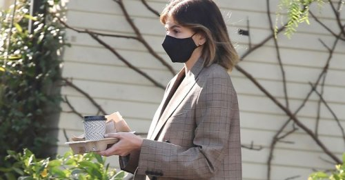 Kaia Gerber's Model-Off-Duty Style Is So Good Right Now