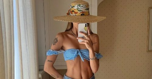 Bedroom Bikinis: 10 Ways Everyone's Wearing Their Swimsuits Inside