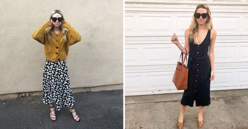 I Ditched Jeans for a Week—Here's What I Wore Instead