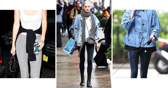 7 Things to Avoid Wearing With Leggings