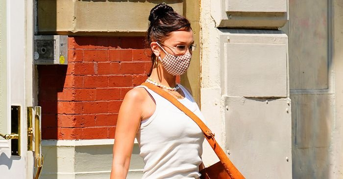 Bella Hadid Wore the Flat Shoe Trend Everyone Will Pair With Jeans in a Month