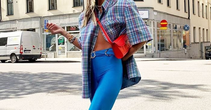 All the Coolest Ways to Wear Your Leggings This Summer