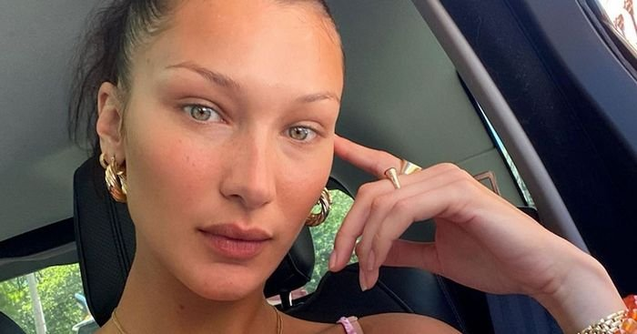 Bella Hadid wore the see-through trend that'll be everywhere this year