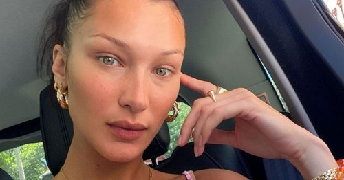 Bella Hadid Just Wore the Sultry Bra Trend Everyone Should Own