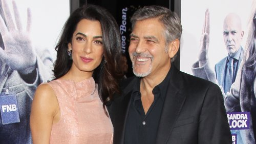 George Clooney Jokes He 'Taught' His Twins a Prank to Play on Wife Amal: I 'Want to Hear the Shriek'