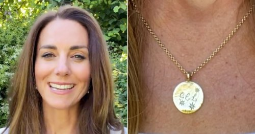 Duchess Kate's Tribute Necklaces to Her Children: The Jewelry That Honors Her Three Kids