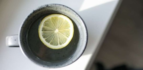 I Tried Warm Lemon Water Every Morning for a Week. This Was My Experience.