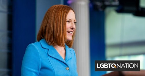 Jen Psaki shoots down Fox News reporter with jab about Trump administration
